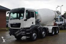 camion MAN TGS 41.400 8x4 10m³ L&T ( EURO 5 )