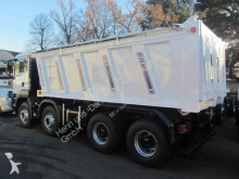 camion MAN TGS 41400 8X4 Mulden 20m³
