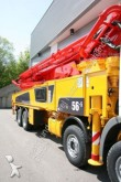 camion MAN TGS 41400 8X4 Putzmeister 56m Pumpe