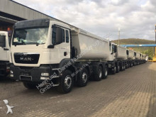 camion MAN TGS 41400 8X4 Cantoni 20m³ Mulde 30x