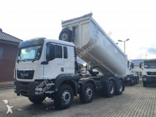 camion MAN TGS 41400 8X4 Cantoni 20m³