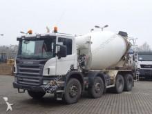 camión Scania P380 8x4 / Liebherr 9m³