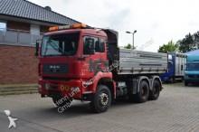 camión MAN TGA 26.460 6X4
