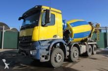 camion Mercedes Arocs 3243 8x4 - Stetter 9 m³ Nr.: 663