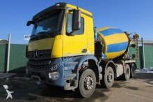 camion Mercedes Arocs 3243 8x4 - Stetter 9 m³ Nr.: 256