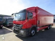 camión Mercedes ACTROS 2541 L Pritsche/Pl. SCHIEBE LBW 2 T