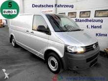 ciężarówka Volkswagen T5 2,0TDI Kasten Silbermet.*Klima*Standheizung