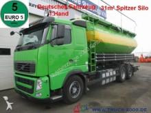 camion ribaltabile trasporto cereali Volvo