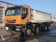 camión Iveco AD340T45* 8x4*Euro5*Intarder*3Seiten Meiler*Tüv*
