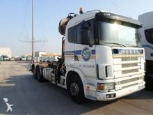 camion Scania R CV 164 LB