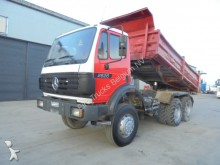 camion Mercedes SK 2626 (STEEL / BIG AXLE / 6X6 / V8)