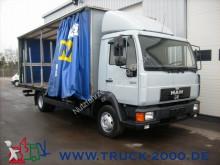 camion MAN 10.163 Edscha Schiebeplane r+l*Motor Probleme