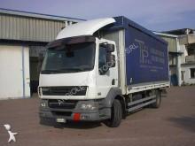 camión lona corredera (tautliner) sistema de lona corrediza DAF