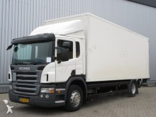 camion Scania P230 CLOSED BOX+LIFT AIRCO OPTICRUISE