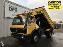 camión Mercedes 1820 4X4 KIPPER | FULL STEEL | BIG AXLES | RIGHT