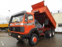 camion Mercedes 2628 Kipper 6x6 V8 Top Condition