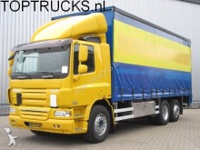 camión DAF CF 75.310 6x2 EURO 5 STEERING AXLE TAIL LIFT