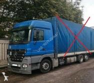 camión Mercedes Actros 2544
