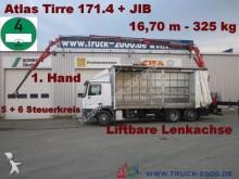 camion Mercedes 2536 Actros Atlas 171.4 +JIB 18,2m - 300kg