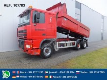 camión DAF XF95.380 DUMPER MANUAL FULL STEEL EURO 3