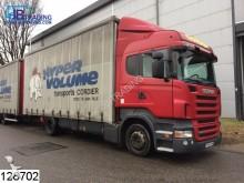 camión Scania R 380 EUO 4, Manual, etade, Aico, Tautline