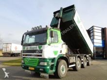 camion Ginaf 4243 TS / 8x4 Kipper / NL Truck / Manual