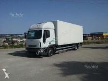 camion Iveco eurocargo 120e24 letto furgonato