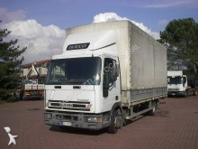 camión lona corredera (tautliner) sistema de lona corrediza Iveco