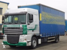 camion DAF XF 105.460* Spacecab* Euro 4* Schaltgetriebe*AHK