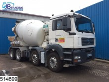 camión MAN TGA 32 360 8x4, Imer LT8XL7 beton mixer, Manual,
