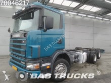 camion Scania E R114G 380 6X2 Manual Liftachs Stlsuspnsion