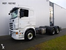 camion Scania R480 CHASSIS RETARDER EURO 5