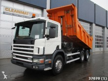 camión Scania P 114.380 Euro 2 Full steel