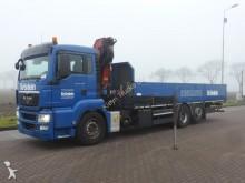 camion MAN 26.360 TGS 6X2 E4 HMF 2000 K4