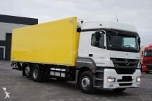 ciężarówka izoterma Mercedes
