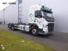camion Volvo FM500 CHASSIS GLOBE EURO 5
