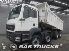 camion MAN TGS 41.440 M 8X4 Manual Big-Axle German-Registra