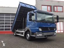 camión Mercedes Atego 1023L KIPPER WITH 145.397 ORIGINAL KM