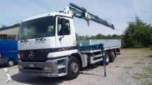 camion Mercedes Actros ACTROS 1831 CASSONE FISSO CON GRU