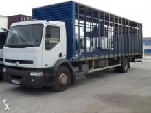 camion bétaillère volailles Renault