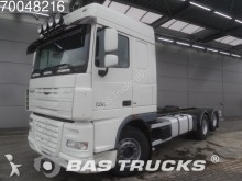 camion DAF XF105.510 6X2 Manual Liftachse Euro 5
