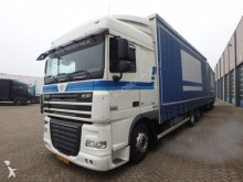camion DAF XF105 LOW DECK + 118m3 + Euro 5