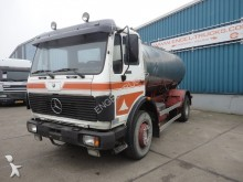 camión Mercedes 1625 FULL STEEL WATERTRUCK (BIG AXLE / MANUAL GE