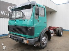 camion Mercedes 1217 , 6 Cylinder , Spring Suspension