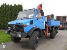 camión Mercedes Unimog Mercedes-Benz 1700