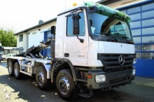 camion Mercedes Actros3246 Kettenabrollkipper Doppel H