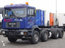 camión MAN 32.460 8X4 BIG AXLES EURO 2