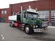 camion Scania T113H-360 6x2 Full Steel Suspension, Tipper