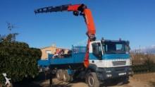 camión Iveco CAMION GRUA IVECO 350 6X6 2005 PALFINGER PK 44002 2004