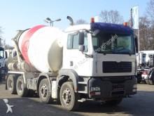 camion citerne pulvérulent MAN